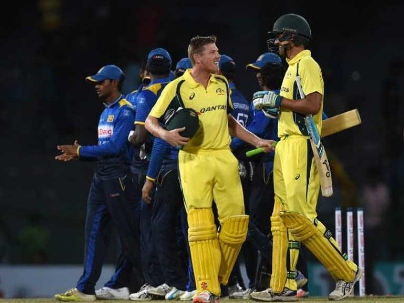 Australia Beat Sri Lanka in 1st ODI, Snap Losing Streak