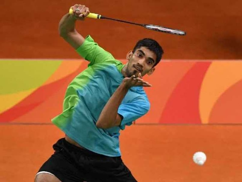 Kidambi Srikanth Leads Indian Challenge in Japan Open Super Series