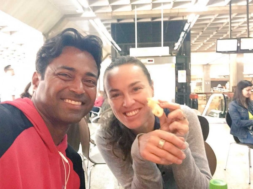 Martina Hingis Feels Like a Junior After 20-Year Games Absence
