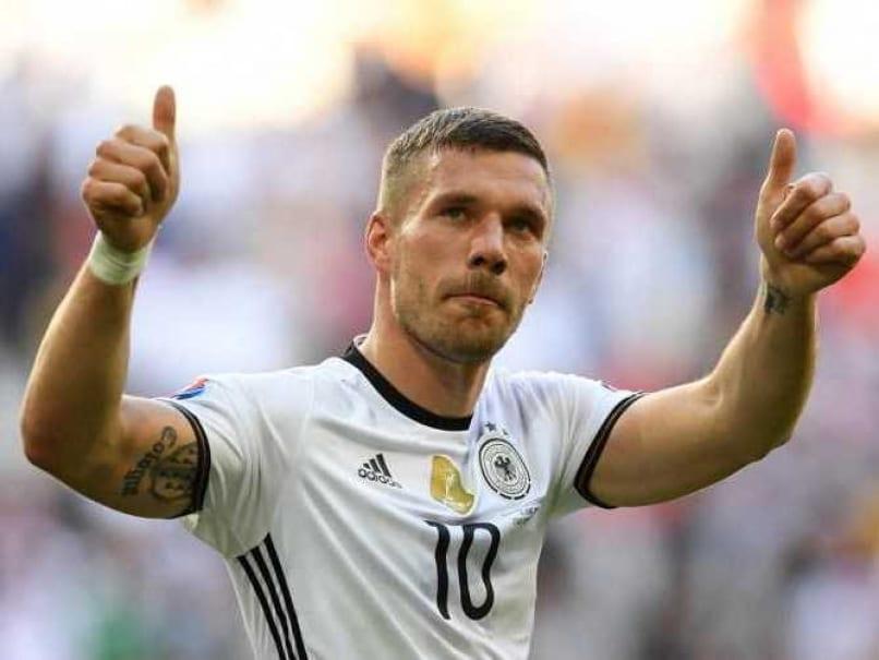 Germanys Lukas Podolski Announces International Football Retirement