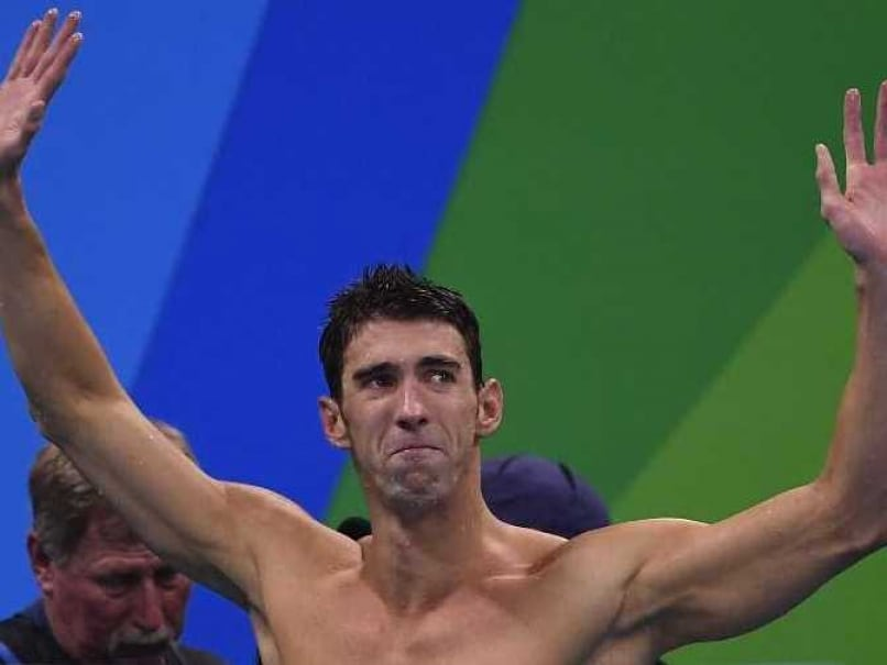 Michael Phelps Becomes Most Talked About Athlete on Twitter During Rio 2016