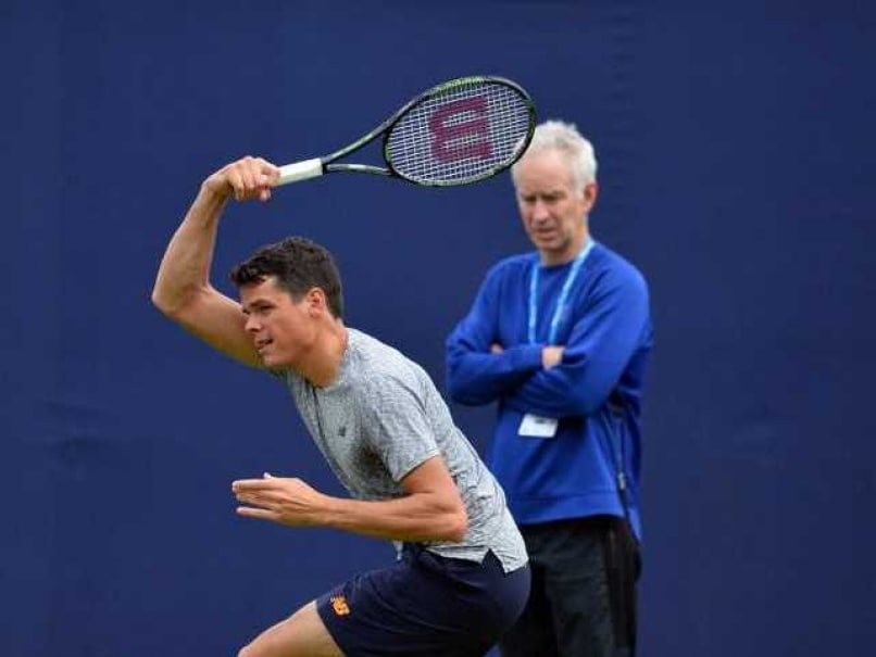 John McEnroe Calls Halt to Coaching Milos Raonic Ahead of 2016 US Open