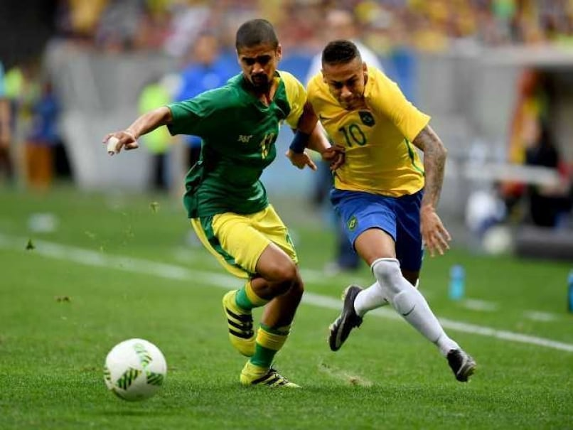 Rio Olympics: Brazil Booed off as Neymar Flops in South Africa Stalemate