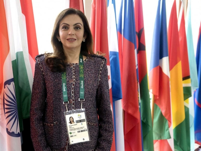 Nita Ambani Becomes First Indian Woman Member Of International Olympic Committee