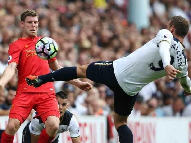 Premier League: Danny Rose Equaliser Denies Liverpool Win Against Tottenham