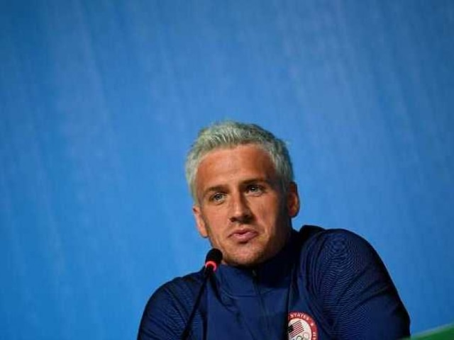 Rio Police Charge American Swimmer Ryan Lochte With False Report of Robbery