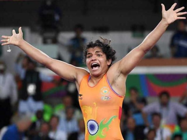 Sakshi Malik to be Awarded Cash Prize, Job by Haryana Government For Olympic Bronze