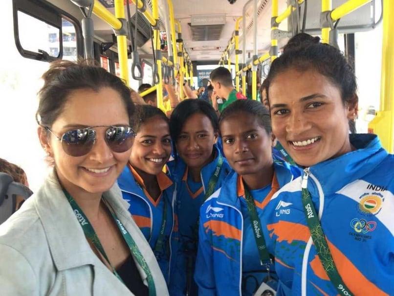 Rio Olympics: India
