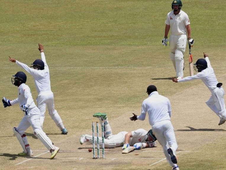 Sri Lanka Australia Win
