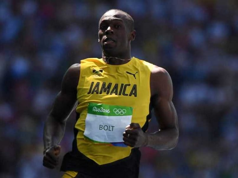 Usain Bolt Makes Low-Key Return to Jamaica