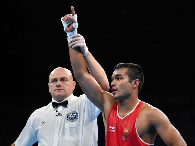 Rio Olympics Heartbreak Behind, Vikas Krishan Eyes World Championships