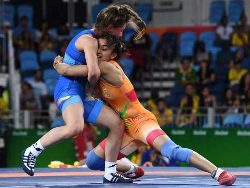 Image result for vinesh phogat