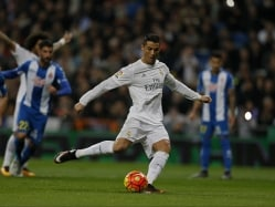 Cristiano Ronaldo Hits Hat-Trick as Real Madrid CF Rout Espanyol