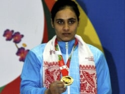 South Asian Games: Weightlifters Bring Joy With Three Gold