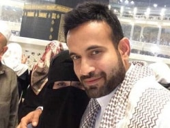 Irfan Pathan Marries 21-Year-Old Model From Jeddah