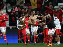 Champions League: Last-Gasp Jonas Goal Gives Benfica Edge Over Zenit St Petersburg
