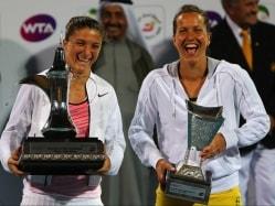 Sara Errani Sweeps Past Barbora Strycova to Clinch Dubai Title
