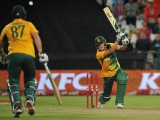 Chris Morris Pulls Off Another Heist as South Africa Beat England in Thrilling Twenty20 Clash