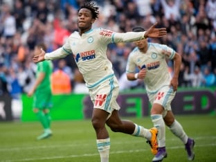 Michy Batshuayi Strikes Late to Save Marseille's Blushes