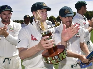 Australia Register 2-0 Series Win Against New Zealand, Become World No. 1 in Tests
