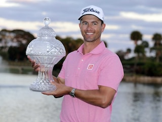 Adam Scott Snaps Win Drought With Honda Classic Victory