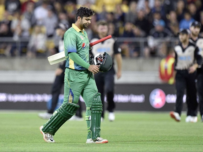 Ahmed Shehzad was replaced by Khurram Manzoor, who had played 16 Tests ...