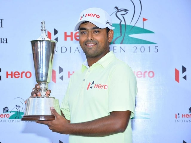 Anirban Lahiri to Defend Indian Open Title