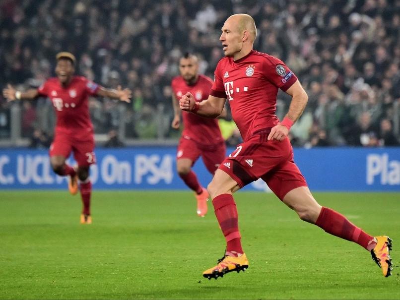 Arjen Robben Bayern Munich 2402