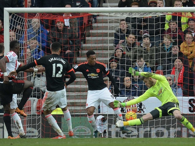 Manchester United F.C. Slip Further In Premier League After Loss to Sunderland