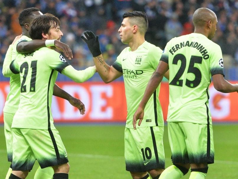 David Silva Manchester City 2502