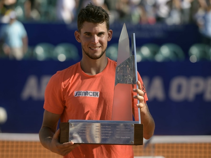Dominic Thiem Stuns Nicolas Almagro to Win Argentina Open