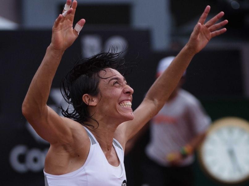 Francesca Schiavone Rio 2202