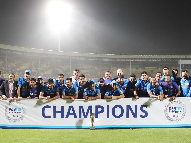 Ravichandran Ashwin, Shikhar Dhawan Outclass Sri Lanka in Third Twenty20 as India Clinch Series