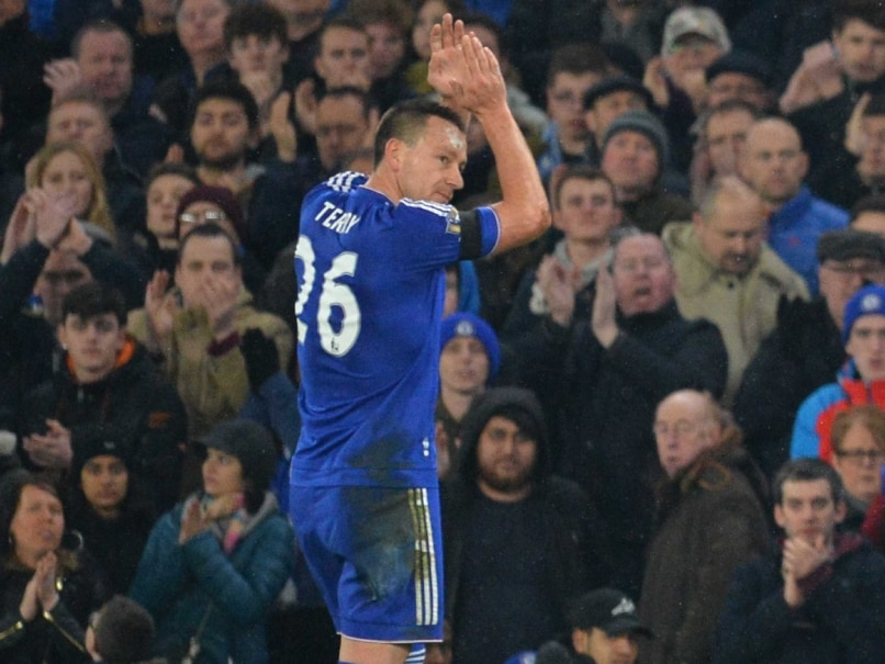 Injured John Terry to Miss Champions League Clash vs Paris Saint-Germain