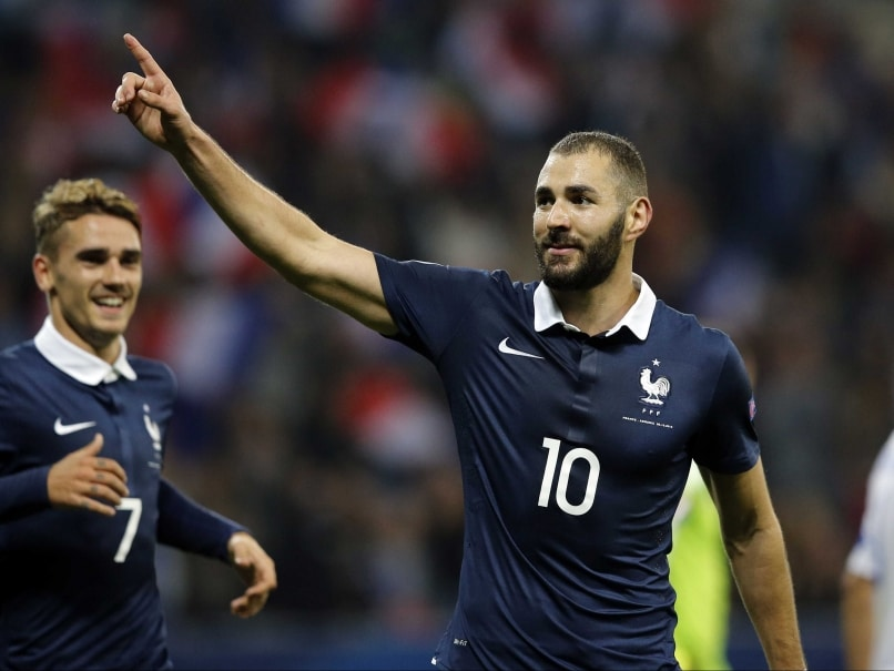 Karim Benzema Says Didier Deschamps Bowed to Racists Over Euros 2016 Snub