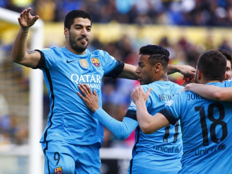 Champions League: FC Barcelona Aim to Extend Dominance, Manchester City Look For Revival