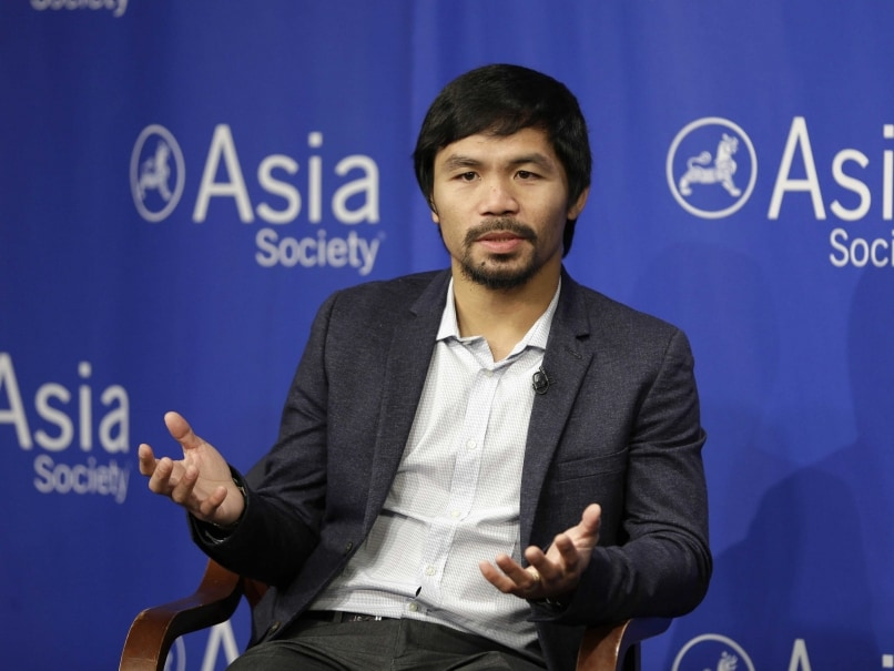 Manny Pacquiao Says he Respects Nike