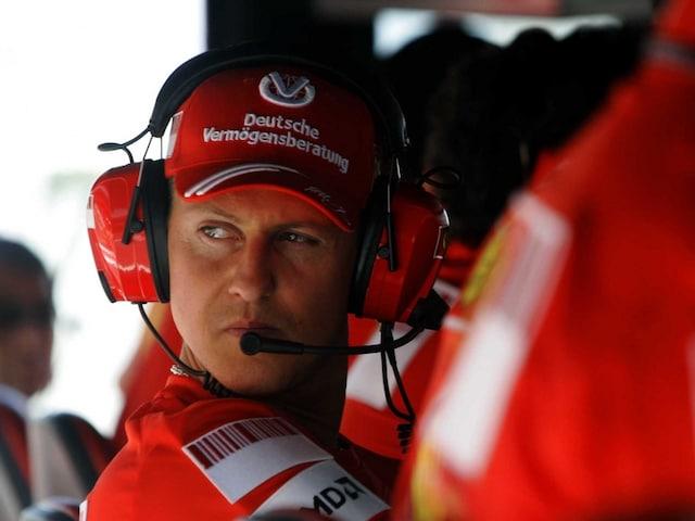 Michael Schumacher Cannot Walk, German Court Told: Report