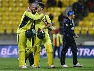 Joel Paris Replaces Injured Kane Richardson For Australias Final Match Against New Zealand