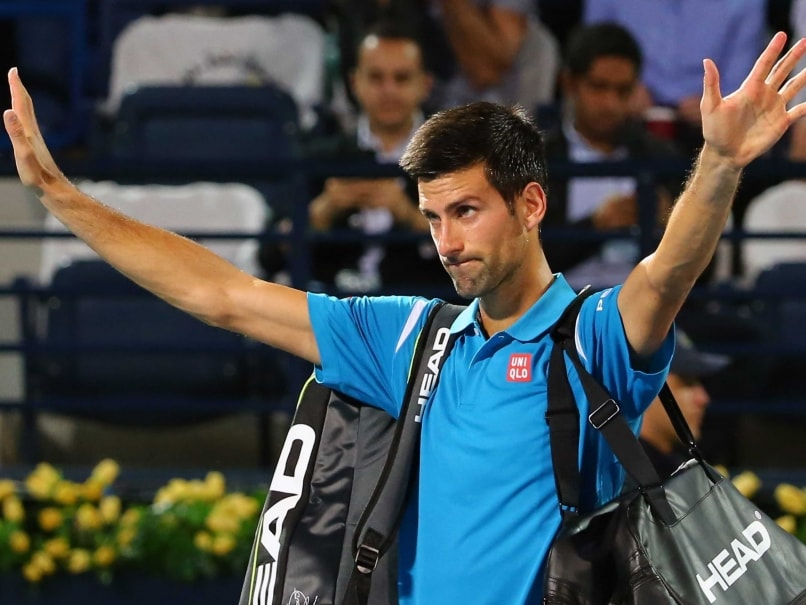 Novak Djokovic Backs Off Money Remarks After Serena Williams, Andy Murray Fire