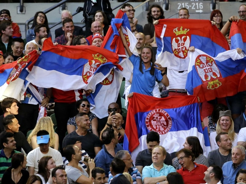 Novak Djokovic Supporters