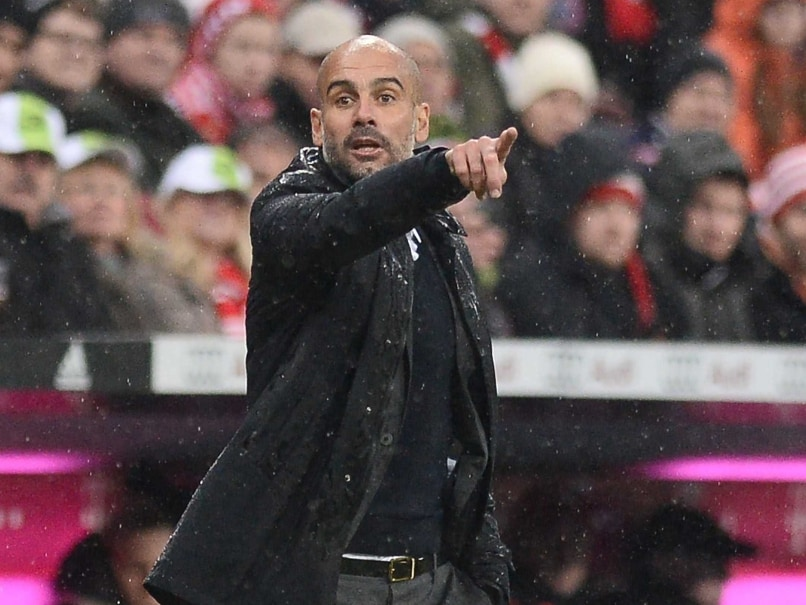 Pep Guardiola Swoop Key to Manchester City F.C.