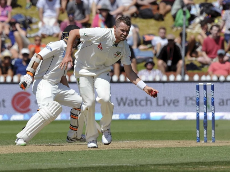 Peter Siddle Suffers Stress Fractures On His Back, Faces Lengthy Lay-Off