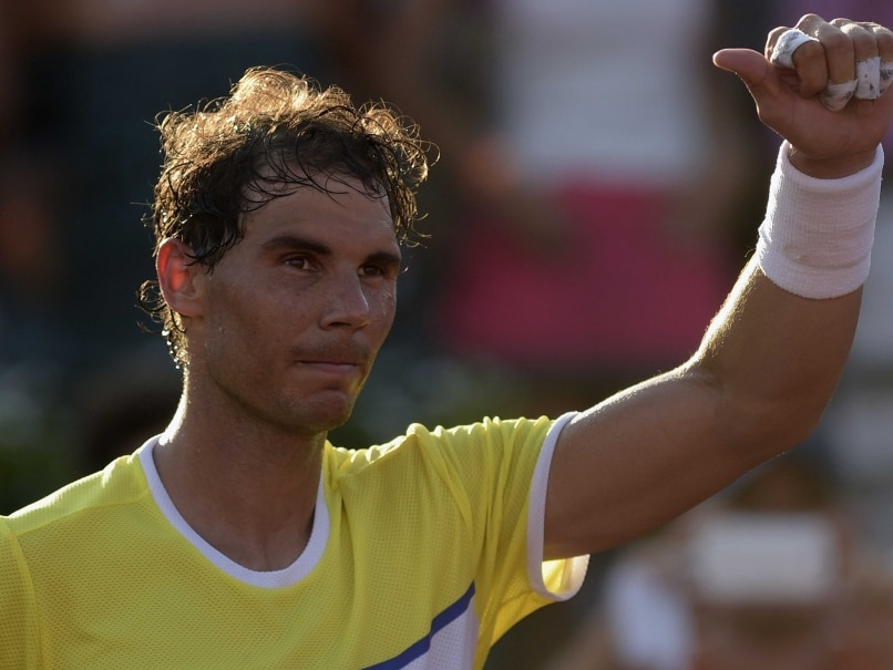 Will Rafael Nadal Play in India?