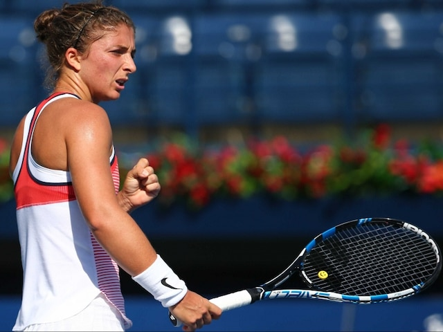 Sara Errani Beats Elina Svitolina to Reach Second Dubai Final