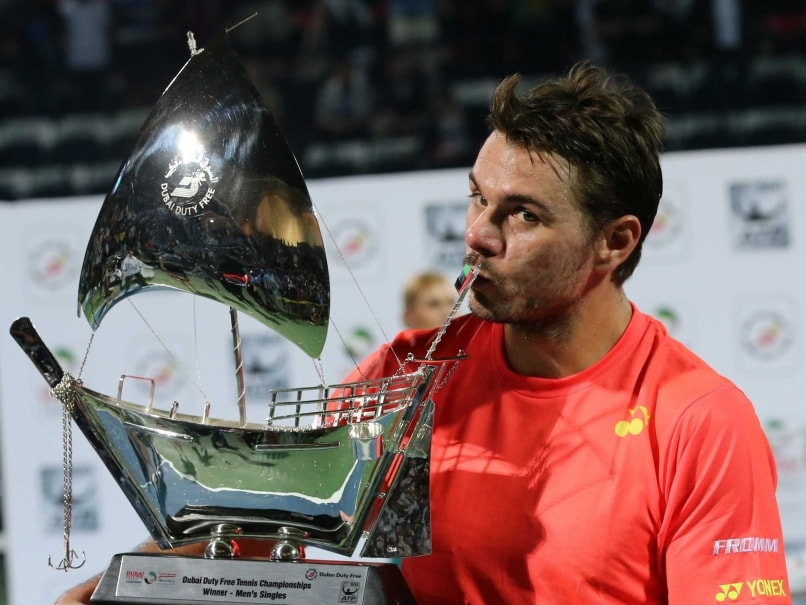 Stan Wawrinka Claims Dubai Title After