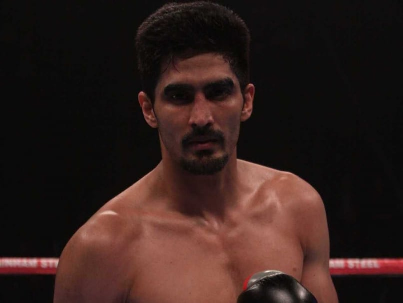 Vijender Singh to Face Hungary