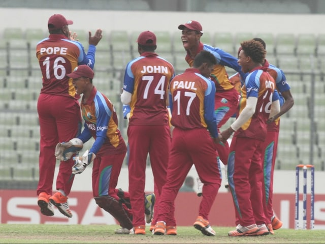 Under-19 World Cup - India U19 vs West Indies U19 Highlights: Keacy Carty Helps Windies Lift Maiden Title