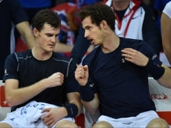 Andy Murray to Skip Brother's Australian Open Doubles Final