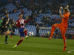 Atletico Madrid Shrug Off Transfer Ban to Reach Copa del Rey Quarters